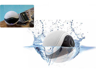 Aqua dancer el altavoz sumergible cuidados plantas y for Limpiafondos piscina carrefour