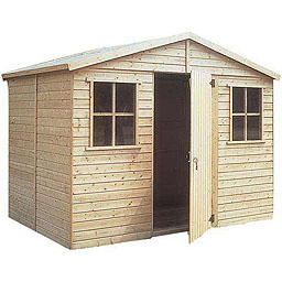 caseta de madera solid s868 cuidados plantas y geranios