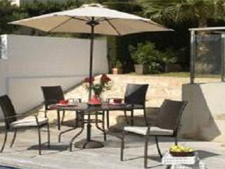 Conjunto jard n riverside carrefour home cuidados for Mobiliario terraza barato